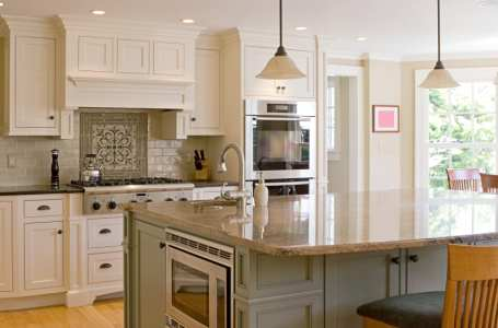 Kitchen renovation by James River Remodeling