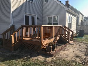 New Deck in Hampton, VA (1)