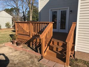New Deck in Hampton, VA (2)