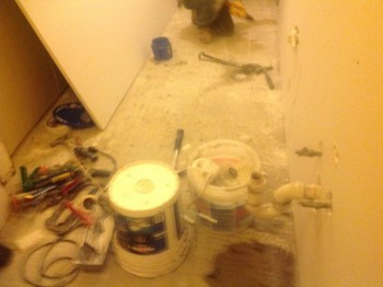 Bathroom Remodeling at Tidemill Shopping Center in Hampton, VA