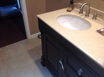 Bathroom Tile and Vanity Installation Poquoson, VA