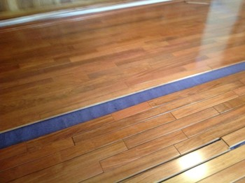 Installing Wood Floor in Yorktown, VA