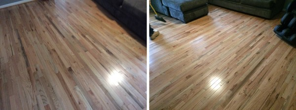 Hardwood Floor Installation in Hampton, VA by James River Remodeling (1)