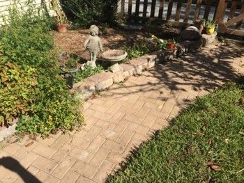 James River Remodeling Brick Paver