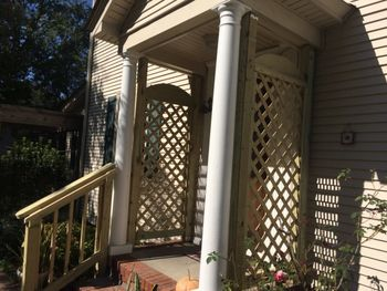 James River Remodeling Porch Installation